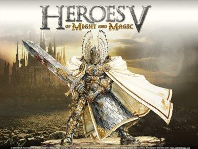 heroes of might and magic v logo